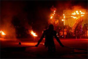 Эльфийская ночь
