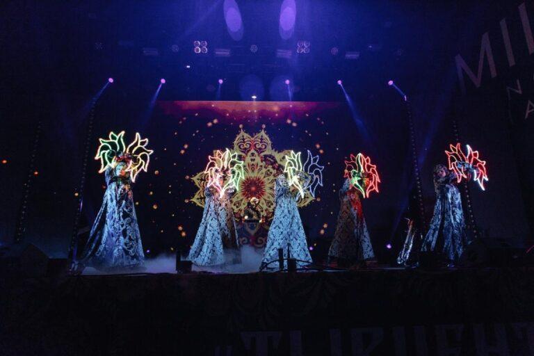 Русское световое шоу